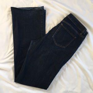 Cabi Dark Wash Boot Cut jeans size 10